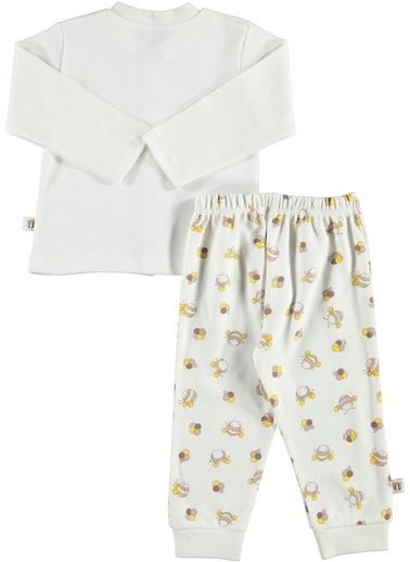Luggi Baby Pijama Takım Renkli